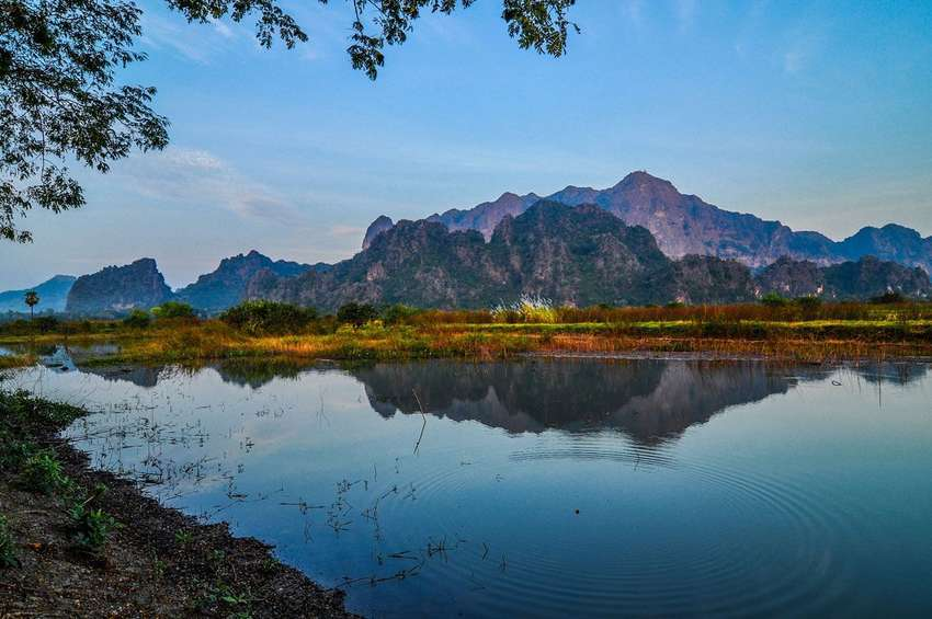 Hpa An<br>