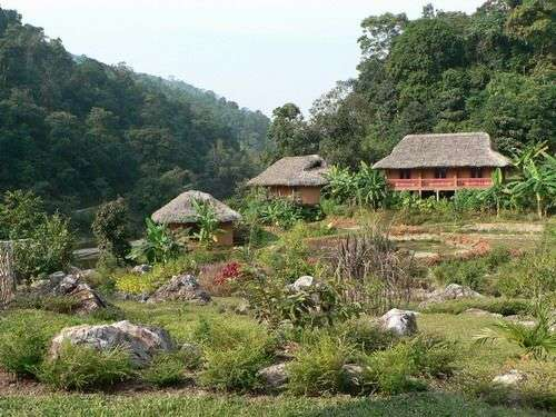 Panhou eco lodge <br>