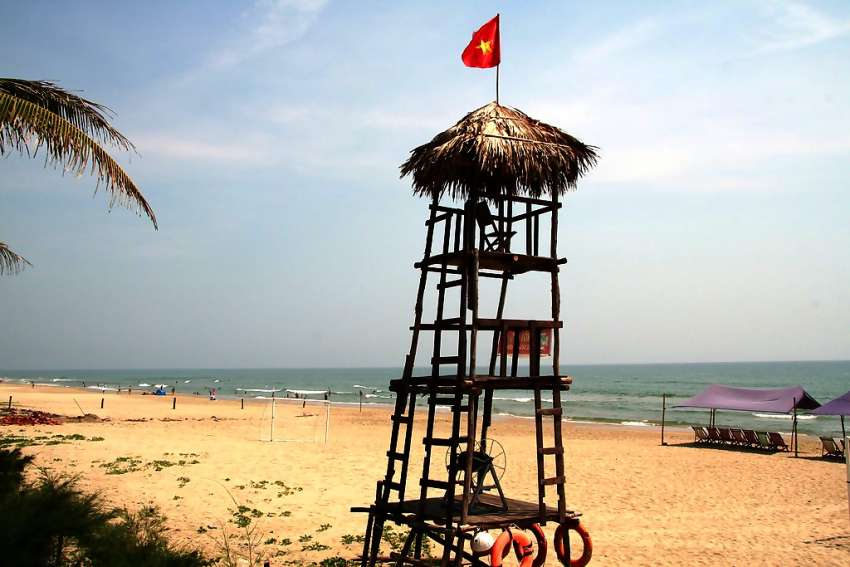 Stranden in Vietnam | Blog by Loes